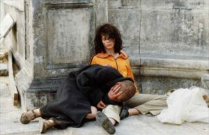 The Lovers on the Bridge (1991)